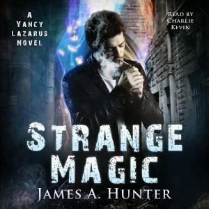 Strange Magic Audiobook Cover